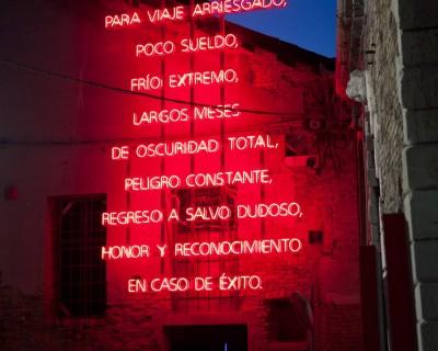 Exiliados en un país extraño. Fernando Prats en la Bienal de Venecia