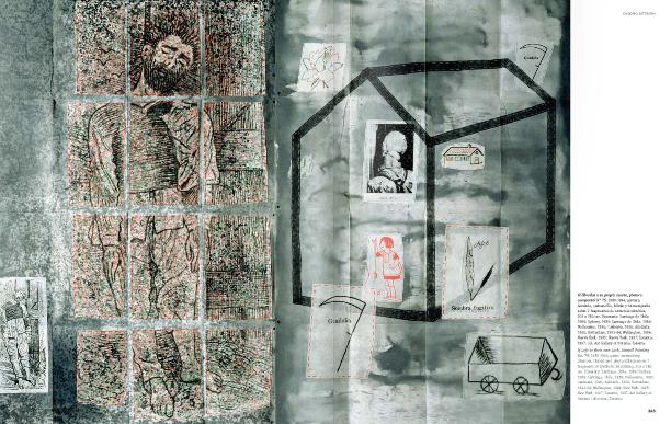 Imagen del libro Copiar el Edén, arte reciente en Chile. Obra de Juan Downey