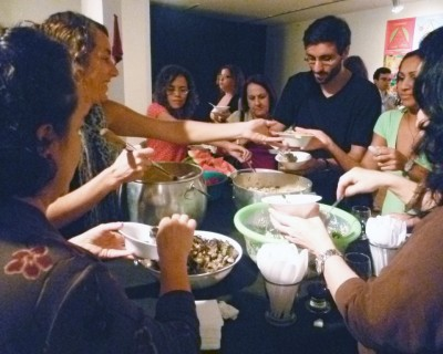 Dar de Comer: La olla común de Adolfo Torres
