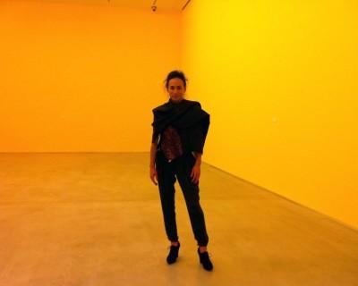 """Sofía Hernández Chong Cuy: """"como curador de arte contemporáneo uno tiene que ser optimista y proactivo"""""""