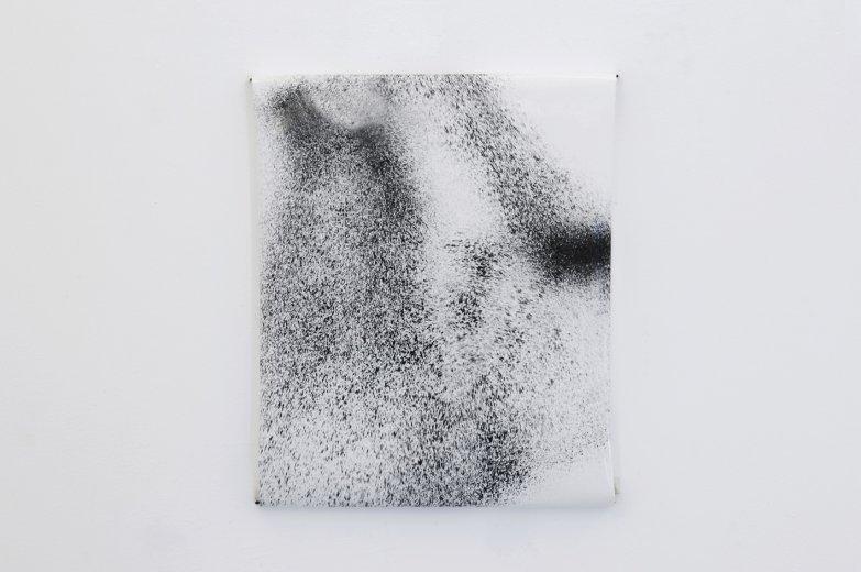 DATELESS-002, 2014. Gelatinobromuro deplata sobre papel RC 60 x 50 cm. Ejemplar único