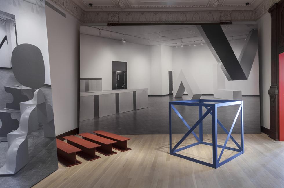 Other Primary Structures. Vista de la exposición en el Jewish Museum de Nueva York. Fotografías cortesía del Jewish Museum